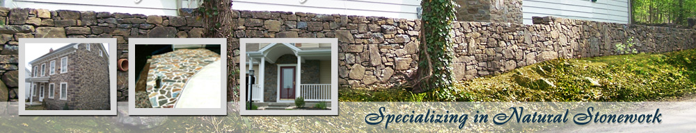 Specializing in Natural Stonework